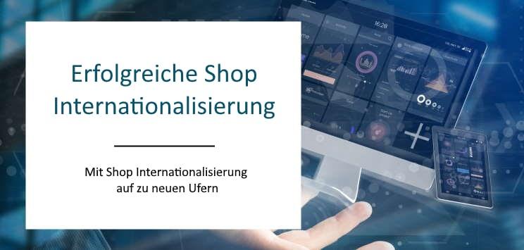 Shop Internationalisierung
